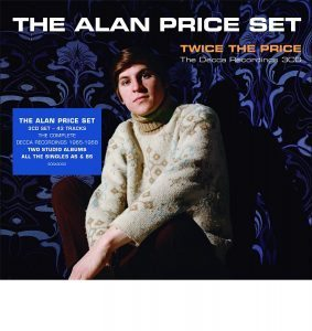alan price set twice the price