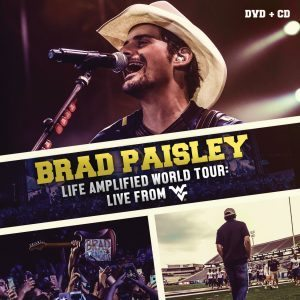 brad paisley life amplified world tour
