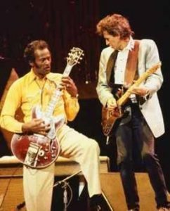 chuck berry keith richards