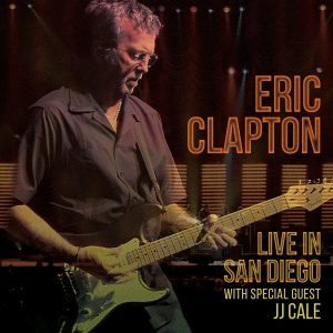 eric clapton live in san diego dvd