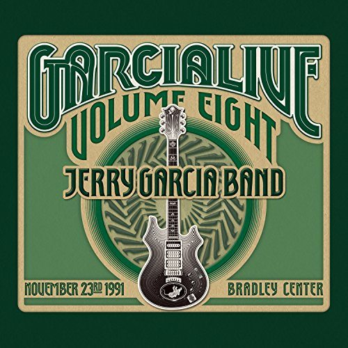 Sala Da Pranzo Milwaukee 53211: Uno Dei Migliori Volumi Della Serie! Jerry Garcia Band