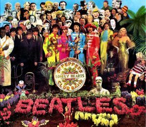 beatles sgt, pepper
