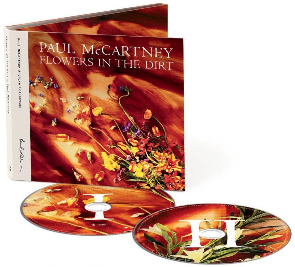 paul mccartney flowers in the dirt 2 cd