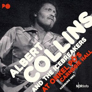 albert collins at onkel po's
