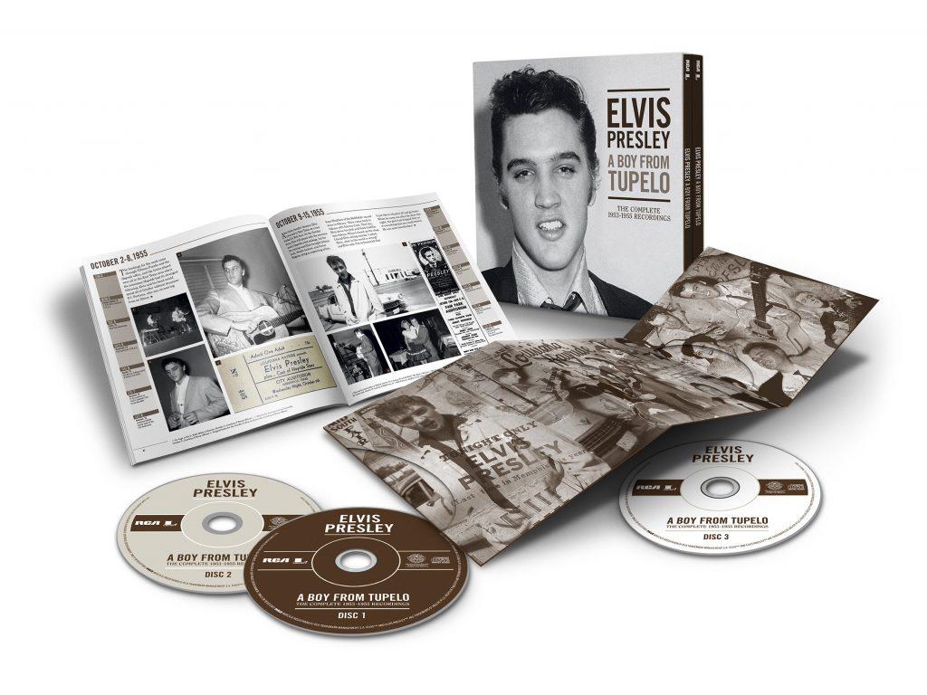 Un Ennesimo Cofanetto Fondamentalmente (In)Utile. Elvis Presley - A Boy From Tupelo: The Complete 1953-1955 Recordings
