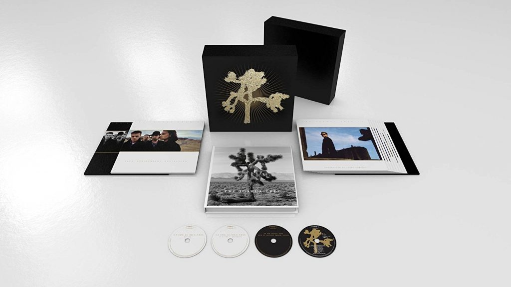 u2 joshua tree superdeluxe box