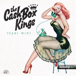 cash box kings royal mint