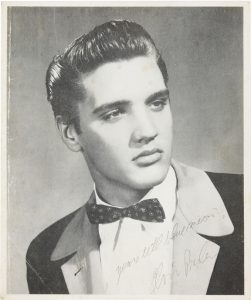 40 Anni Fa Se Ne Andava Elvis Presley, The King Of Rock'n'Roll!