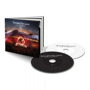 Anticipazioni Cofanetti Autunnali 1: David Gilmour - Live At Pompeii. Esce il 29 Settembre