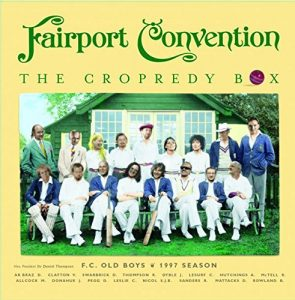 fairport convention the cropredy box