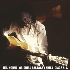 neil young original release series 5-8