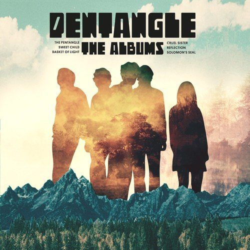 Supplemento Della Domenica: La Ristampa Dell'Anno Bis. Pentangle - The Albums 1968-1972