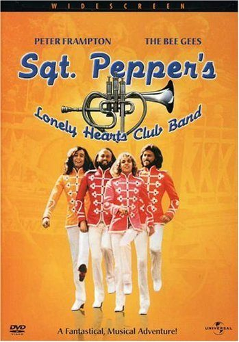 sgt. pepper's bee gees peter frampton