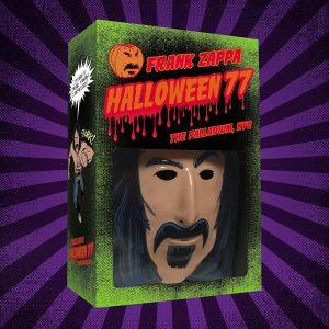 frank zappa halloween '77 front