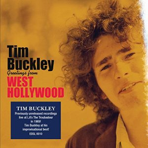 tim buckley greetings from west hollywood