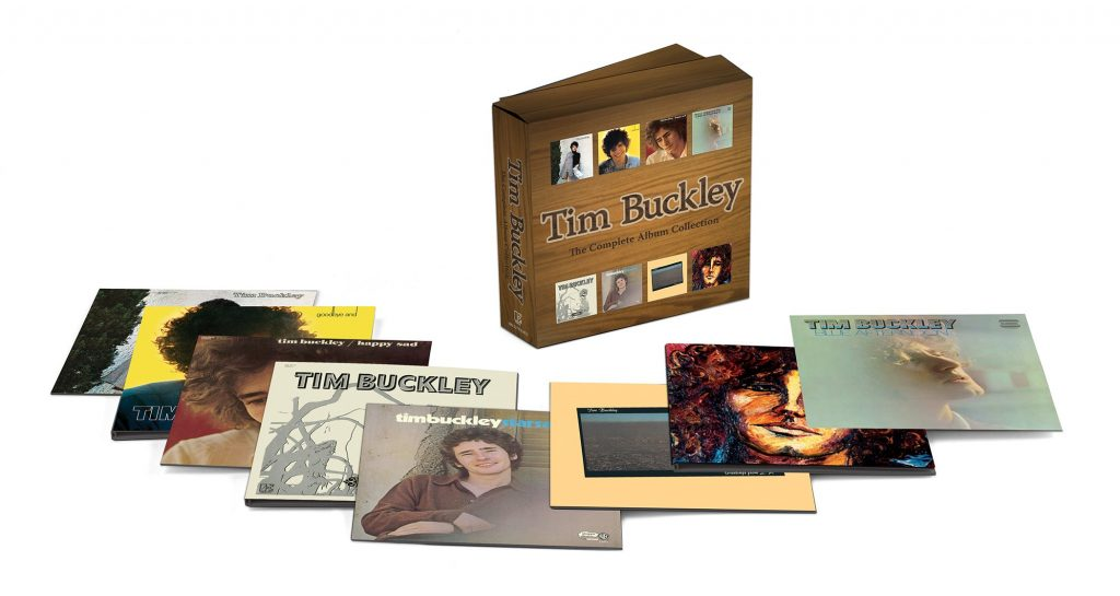 tim buckley the complete album collection