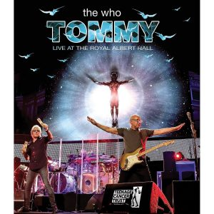 who tommy live royal albert hall 2017 dvd