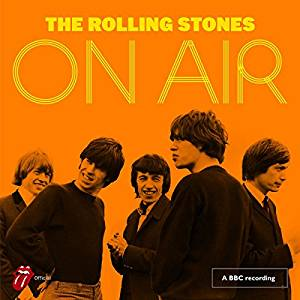 rolling stones on air 1 cd
