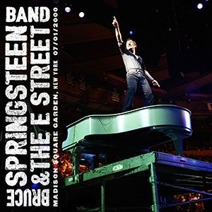 bruce springsteen madison square garden 2000