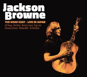 Preziosi (E Costosi) Tesori D'Oriente. Jackson Browne – (Standing On The Breach) +The Road East - Live In Japan