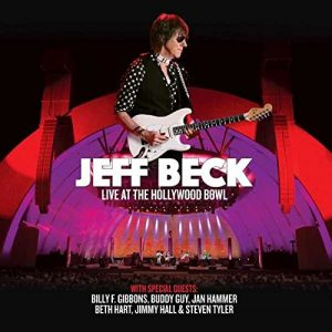 jeff beck liva at the hollywood bowl cd+dvd