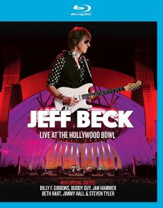 jeff beck live at the hollywood bowl blu-ray