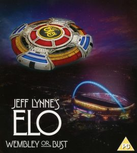 jeff lynne's elo wembley or bust front
