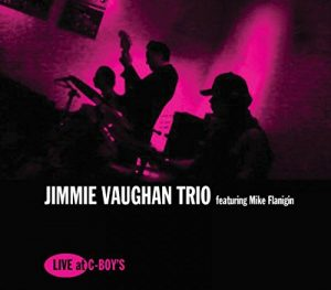 jimmie vaughan trio live at c-boy's