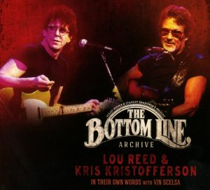 lou reed kris kristofferson bottom line