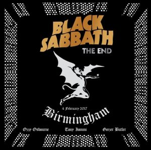 black sabbath the end