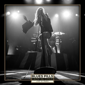 "Pillole Sempre Più ""Robuste"" Per La Cura Del Rock. Blues Pills - Lady In Gold - Live In Paris"