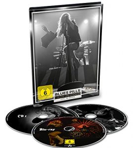 blues pills lady in gold live in paris cd+dvd