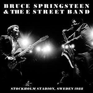 bruce springsteen stockholm 1988