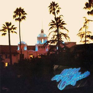 eagles hotel california expanded front