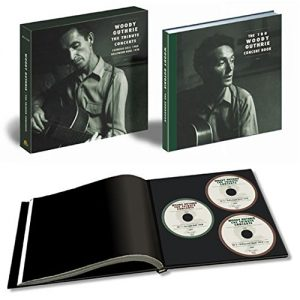 woody guthrie the tribute concerts box