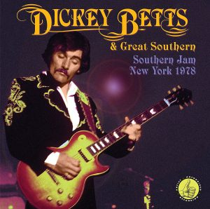 dickey betts southern jam new york 1978