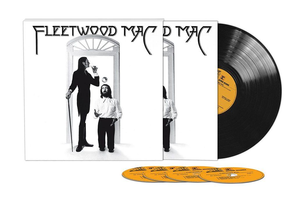 fleetwood mac fleetwood mac deluxe