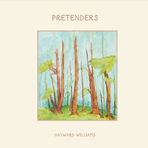 hayward williams pretenders cd