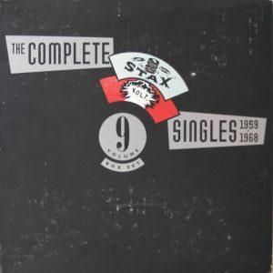 complete stax volt 1959-1968