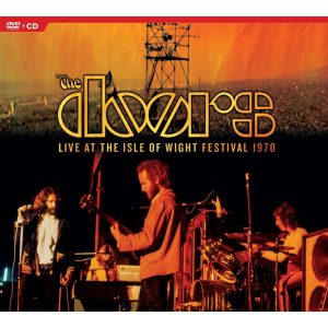 doors live at the isle of wight cd+dvd