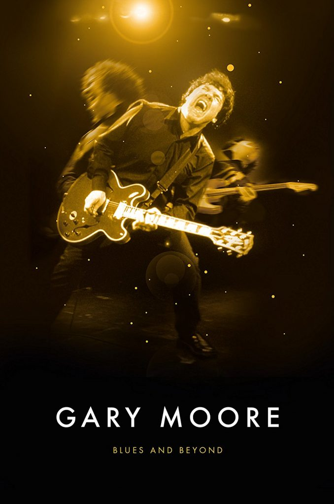 gary moore blues and beyond front