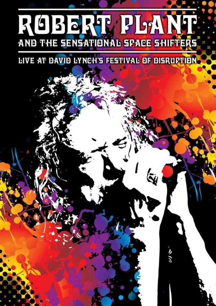 robert plant live at david lynch dvd