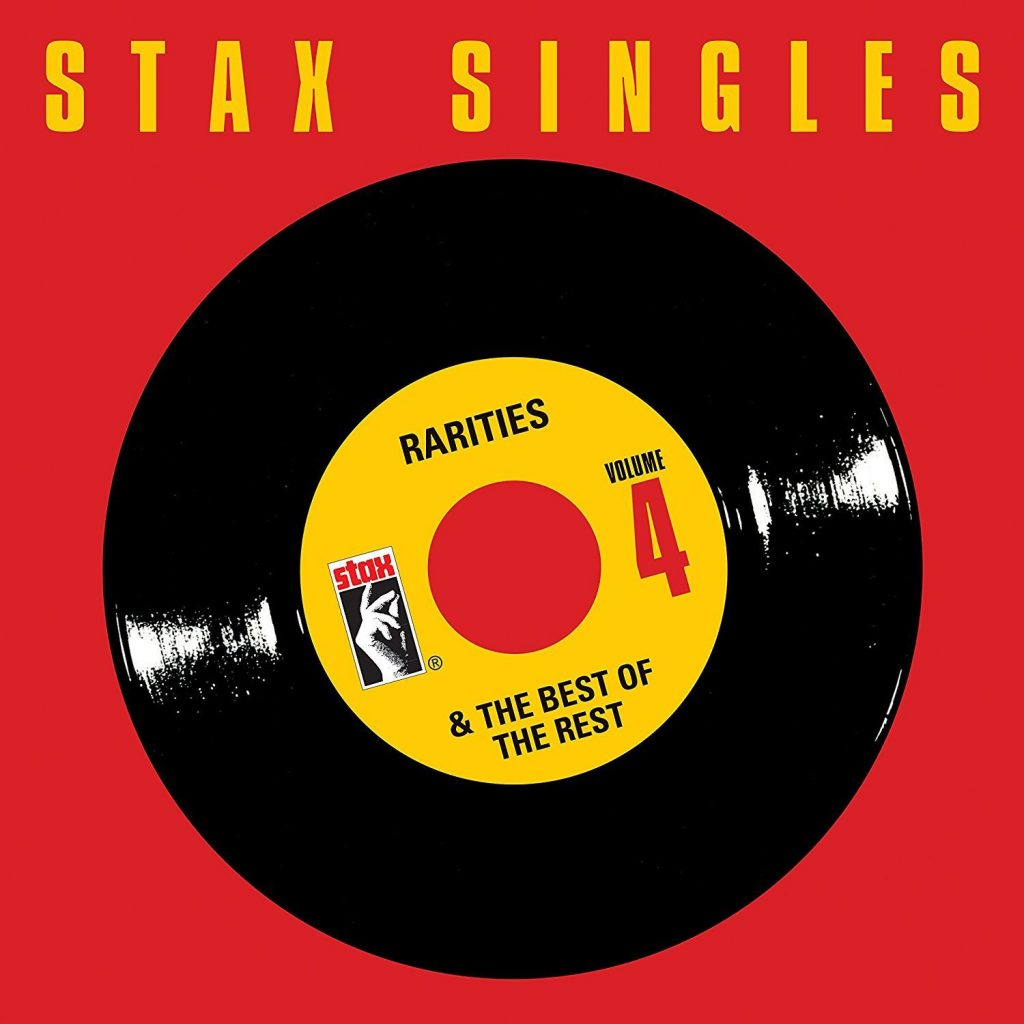 stax singles vol.4 rarities front
