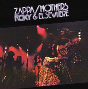 zappa roxy and elsewhere