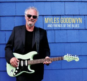 myles goodwin and friends of the Blues