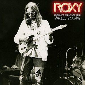 Uscite Prossime Venture 8: Eccolo Di Nuovo. Doppia Razione Di Neil Young Al 20 Aprile. Roxy Tonight's The Night Live + Paradox (Original Music From The Film) With Promise Of The Real.