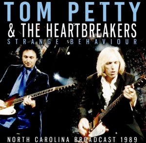 tom petty strange behaviour