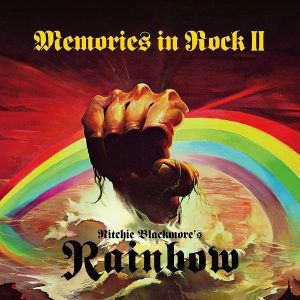 "E Dopo Le Piogge…L'Arcobaleno E ""L'Estate""! Ritchie Blackmore's Rainbow – Memories In Rock II"