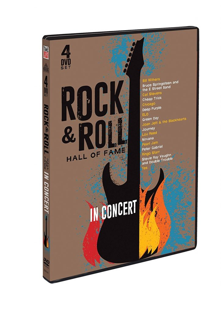 rock and roll hall of fame in concert