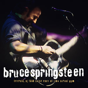 bruce springsteen freehold 1996